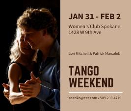 Lori & Patrick in Spokane